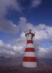 Leuchtturm in Portugal