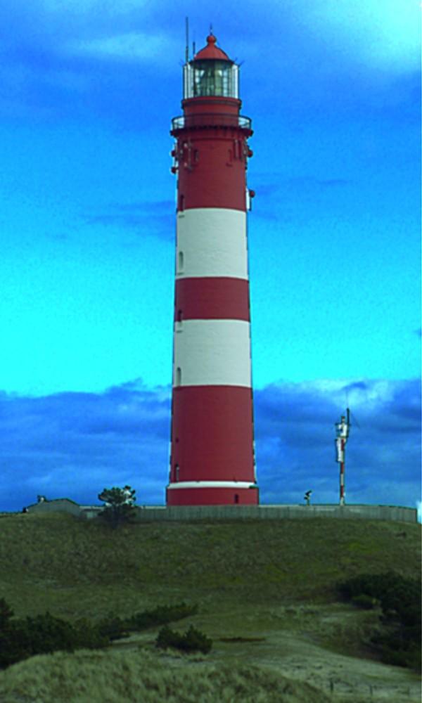 Leuchtturm in Stimmung