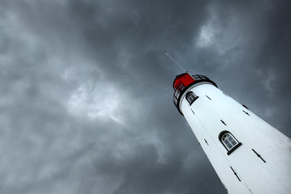 Leuchtturm in Urk