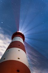 Leuchtturm in Westerhever