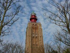Leuchtturm in Westkapelle (Niederlande)