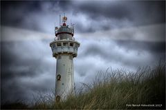 Leuchtturm J.C.J. van Speijk Egmond aan de Zee ...