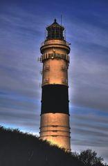 Leuchtturm Kampen.. einmal anders...