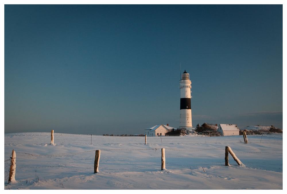 Leuchtturm Kampen - II
