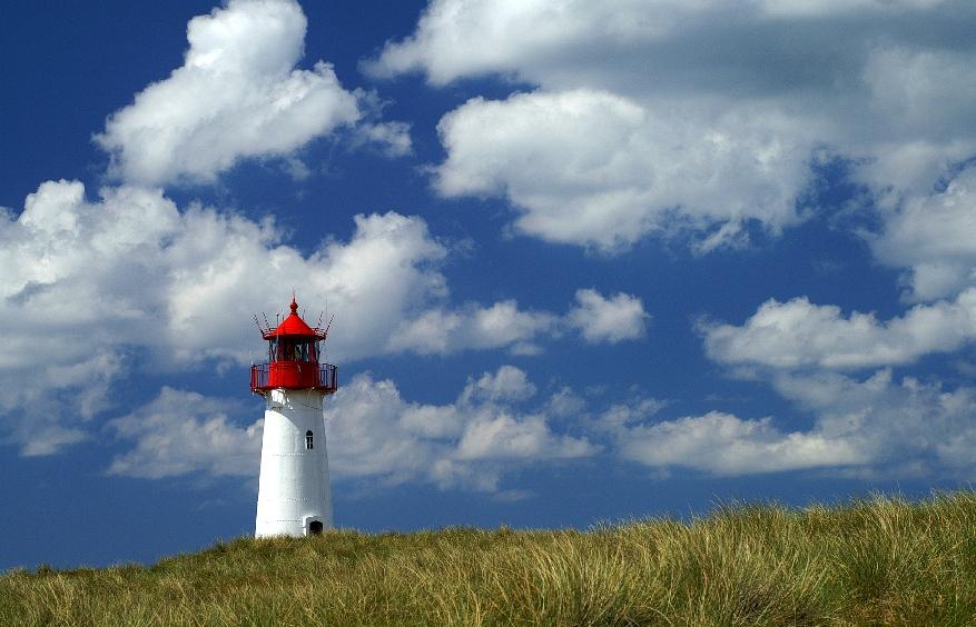 Leuchtturm List / Sylt