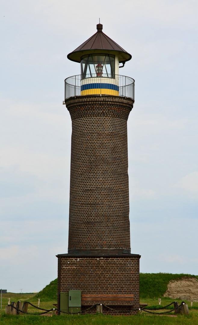 Leuchtturm Memmertfeuer auf Juist