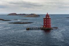 Leuchtturm mit Wohnhaus, Norwegen