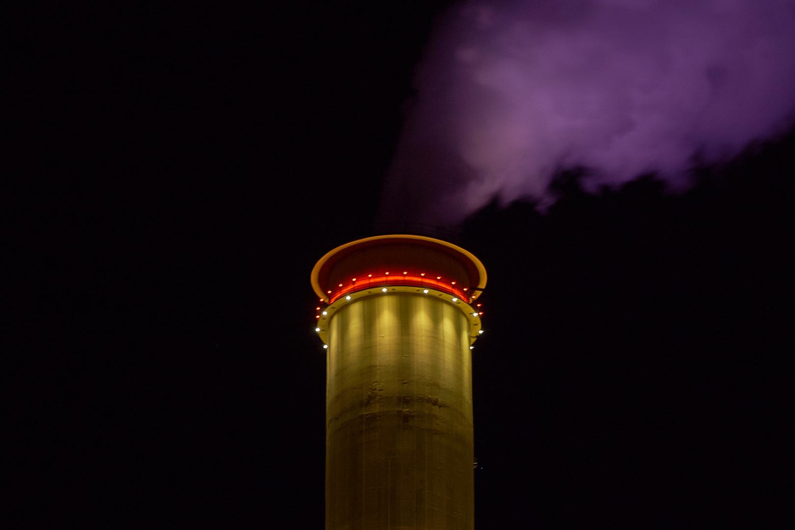 Leuchtturm ohne Schiffsverkehr ;)