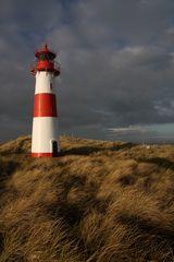 Leuchtturm Ostellbogen/Sylt