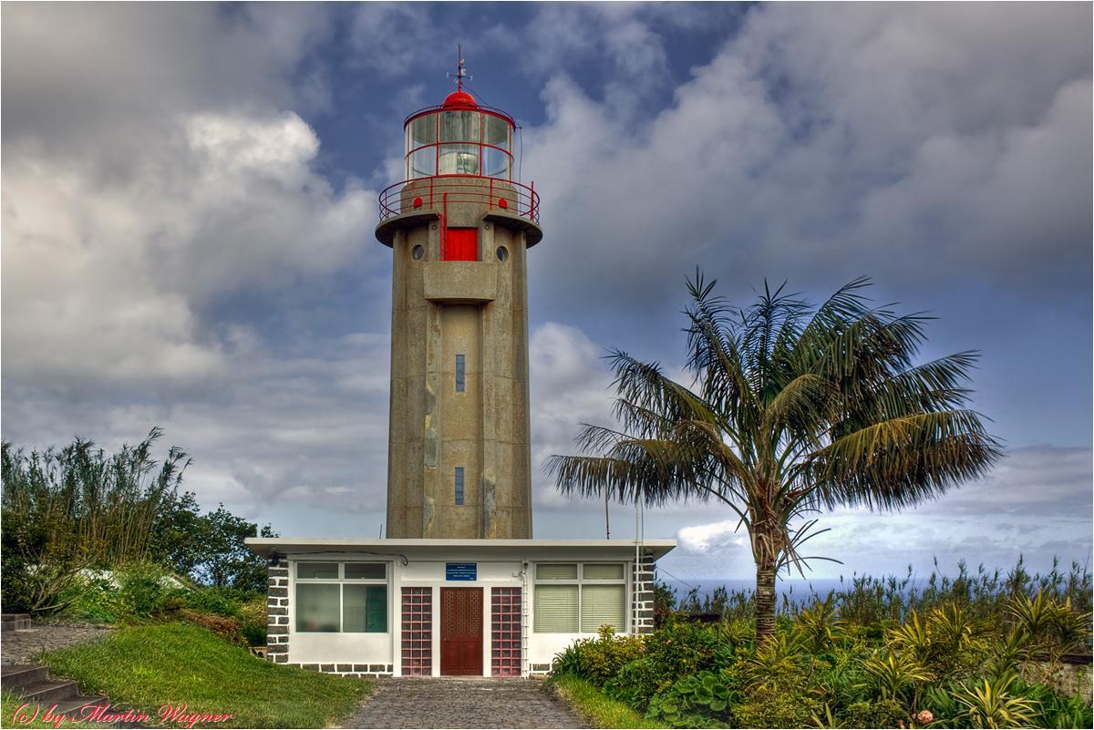 Leuchtturm Ponta De Sao Jorge