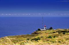 - Leuchtturm Ponta do Pargo -