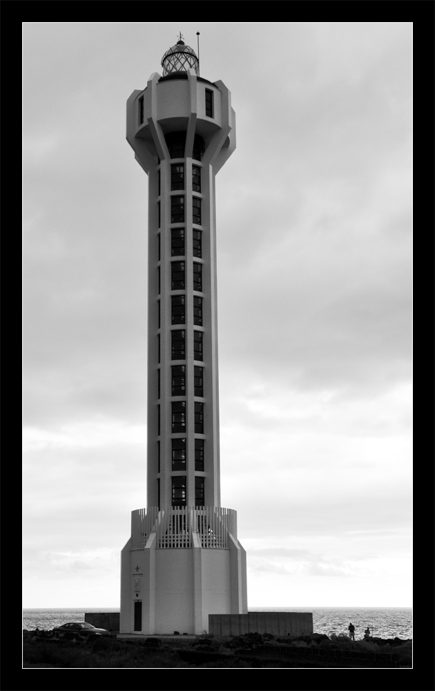 Leuchtturm Punta Hoya