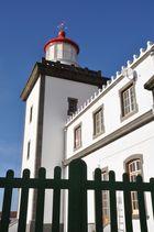 Leuchtturm, Sao Miguel, Azoren
