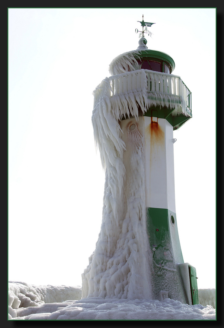 Leuchtturm Sassnitz