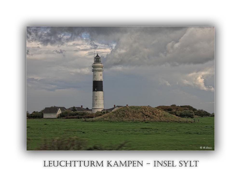 Leuchtturm-Sylt