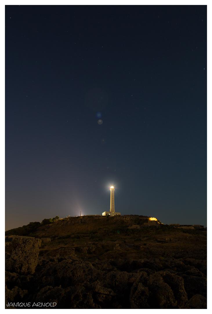 Leuchtturm von Leuca (Italien)