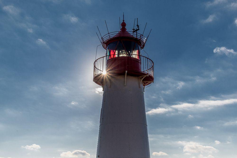 Leuchtturm von List