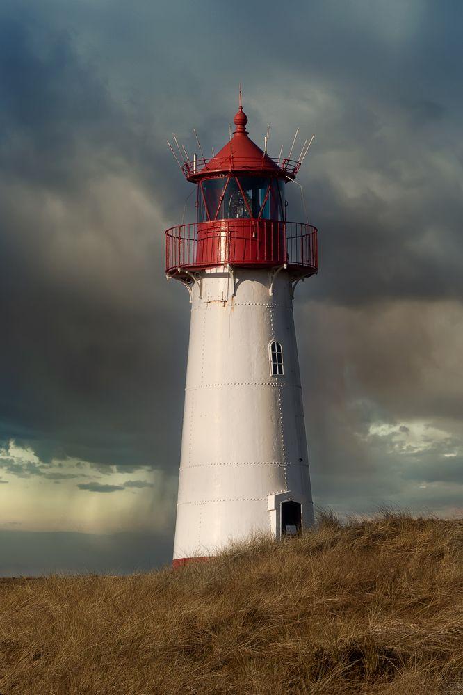 Leuchtturm von List auf Sylt