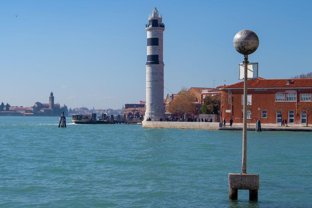 Leuchtturm von Murano