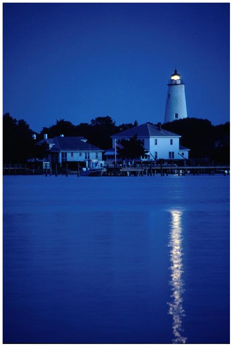 Leuchtturm von Ocracoke