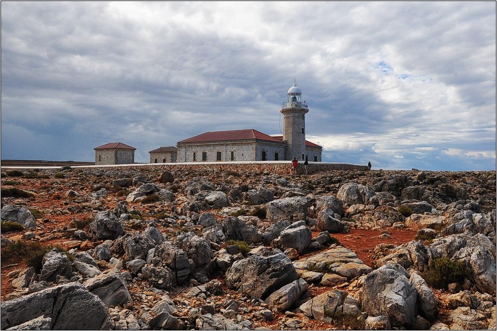 Leuchtturm von Punta Nati