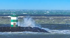Leuchtturm von Scheveningen