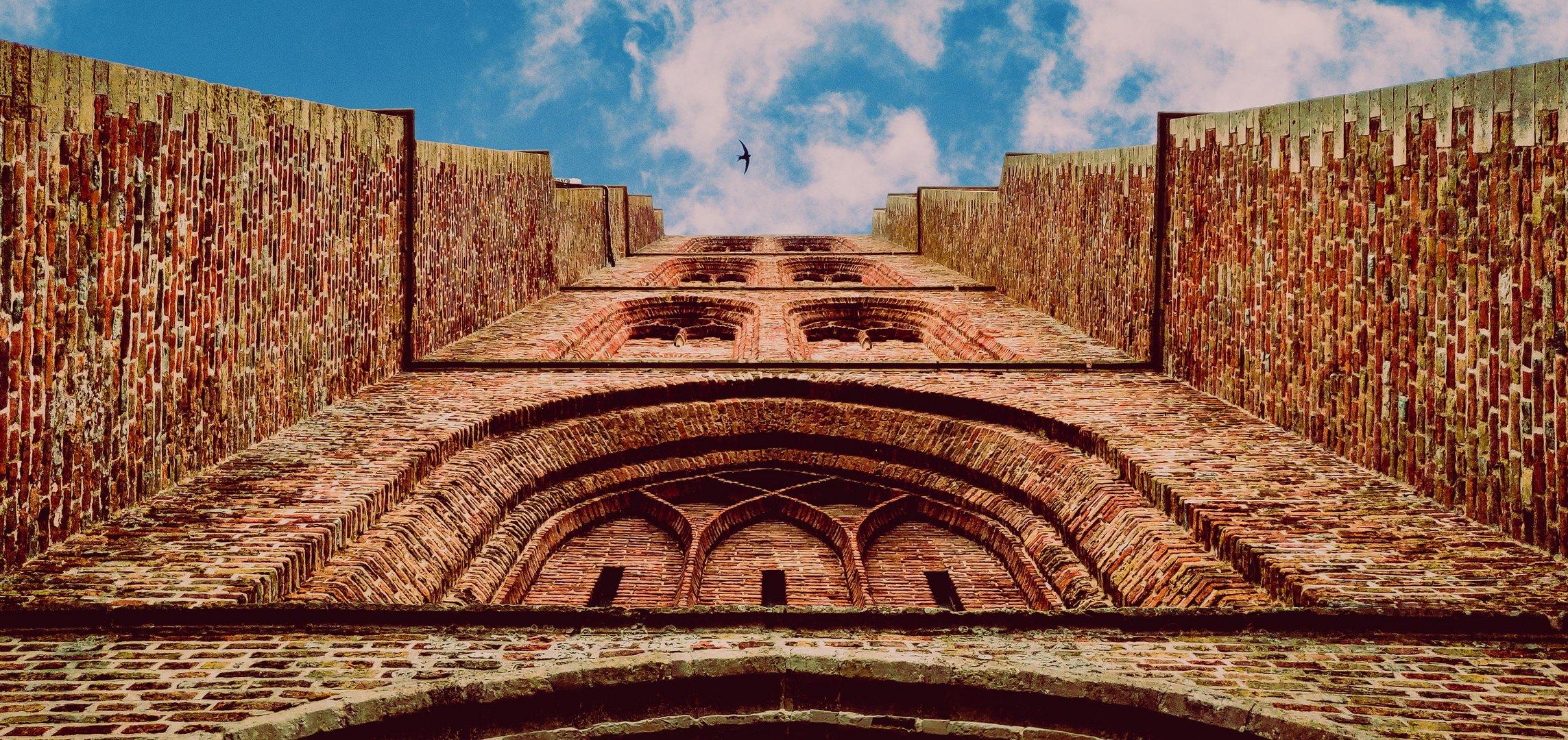 Leuchtturm Vuurtoren in Westkapelle