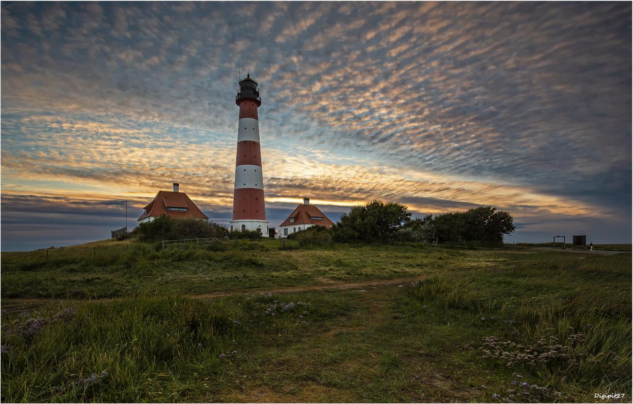 Leuchtturm Westerhever  2020-02