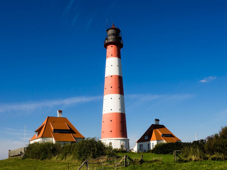 """Leuchtturm """"Westerhever"""""""
