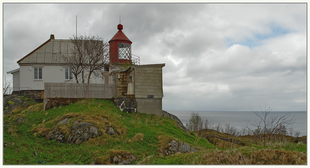Leuchtturm zu Moskenes
