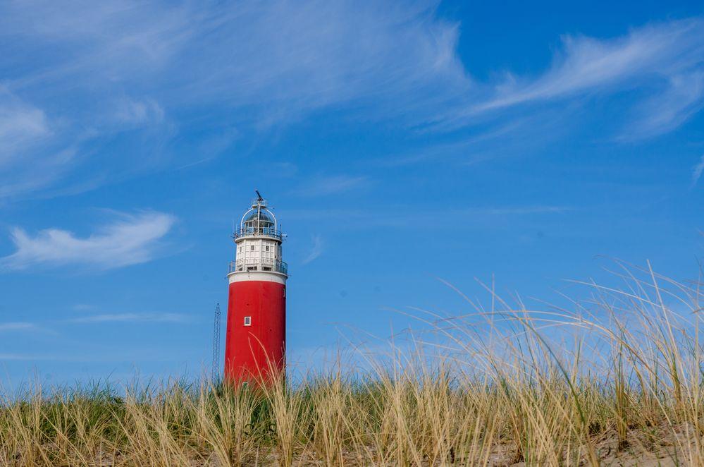 Leuchturm Eierland Texel