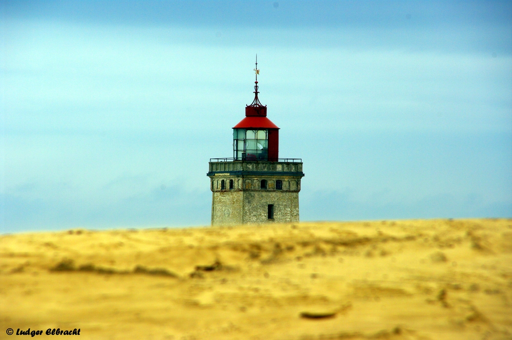 Leuchturm - Wanderdüne - Rubjerg Knude