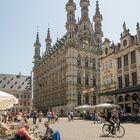 Leuven - Grote Markt - Town Hall - 04
