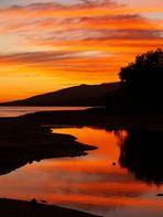 Lever de soleil à Poindimié (Côte Est) -- Sonnenaufgang in Poindimié (Ostküste)