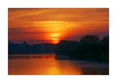 lever en Loire
