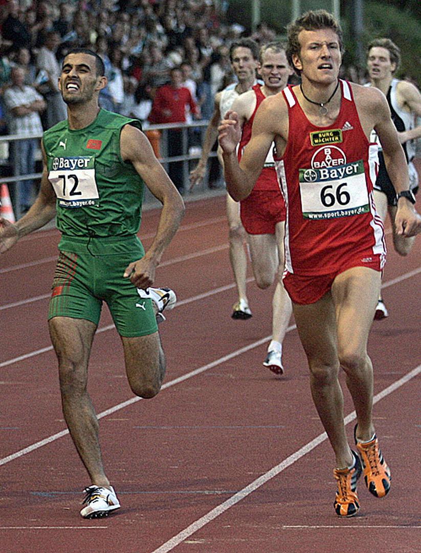 Leverkusen 2009 800 m