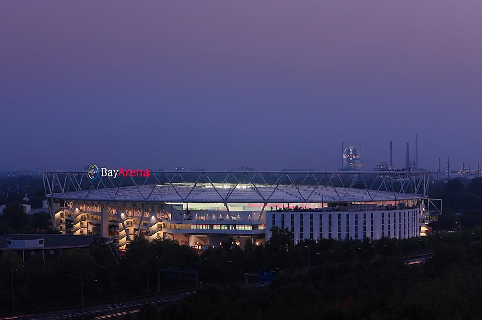Leverkusen hofft...