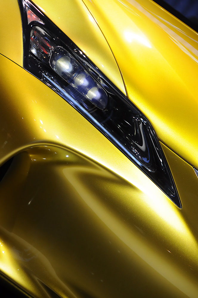 Lexus Prototyp II