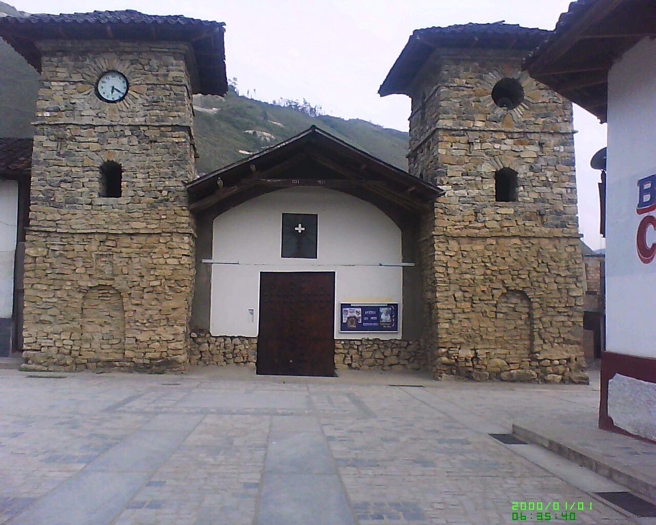 LEYMEBAMBA - CHACHAPOYAS - PERU