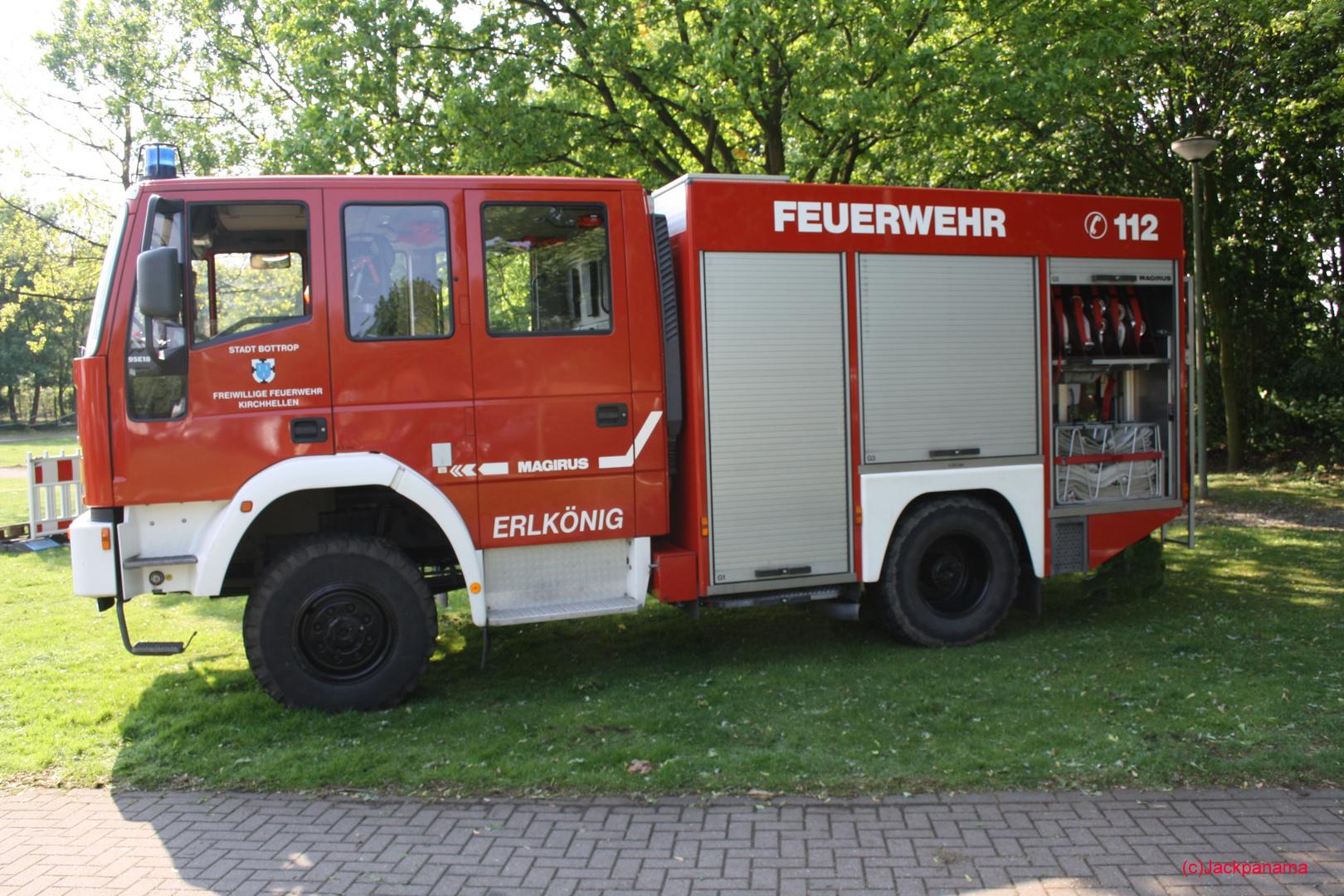 "LF 8/6 - ""Erlkönig"" (Löschgruppenfahrzeug)"
