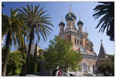 L'Église Russe in Nizza