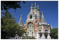 L'Église Russe in Nizza II