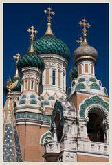 L'Église Russe in Nizza III