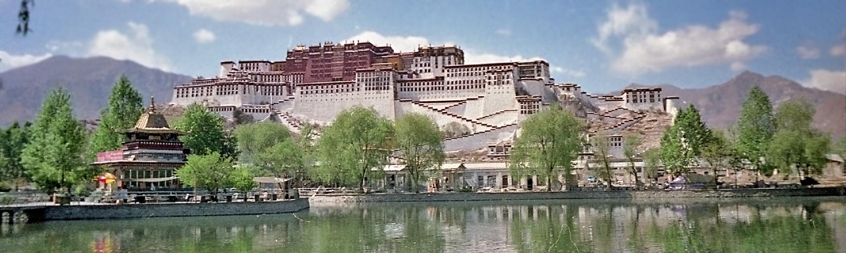 Lhasa   Potala-Palast