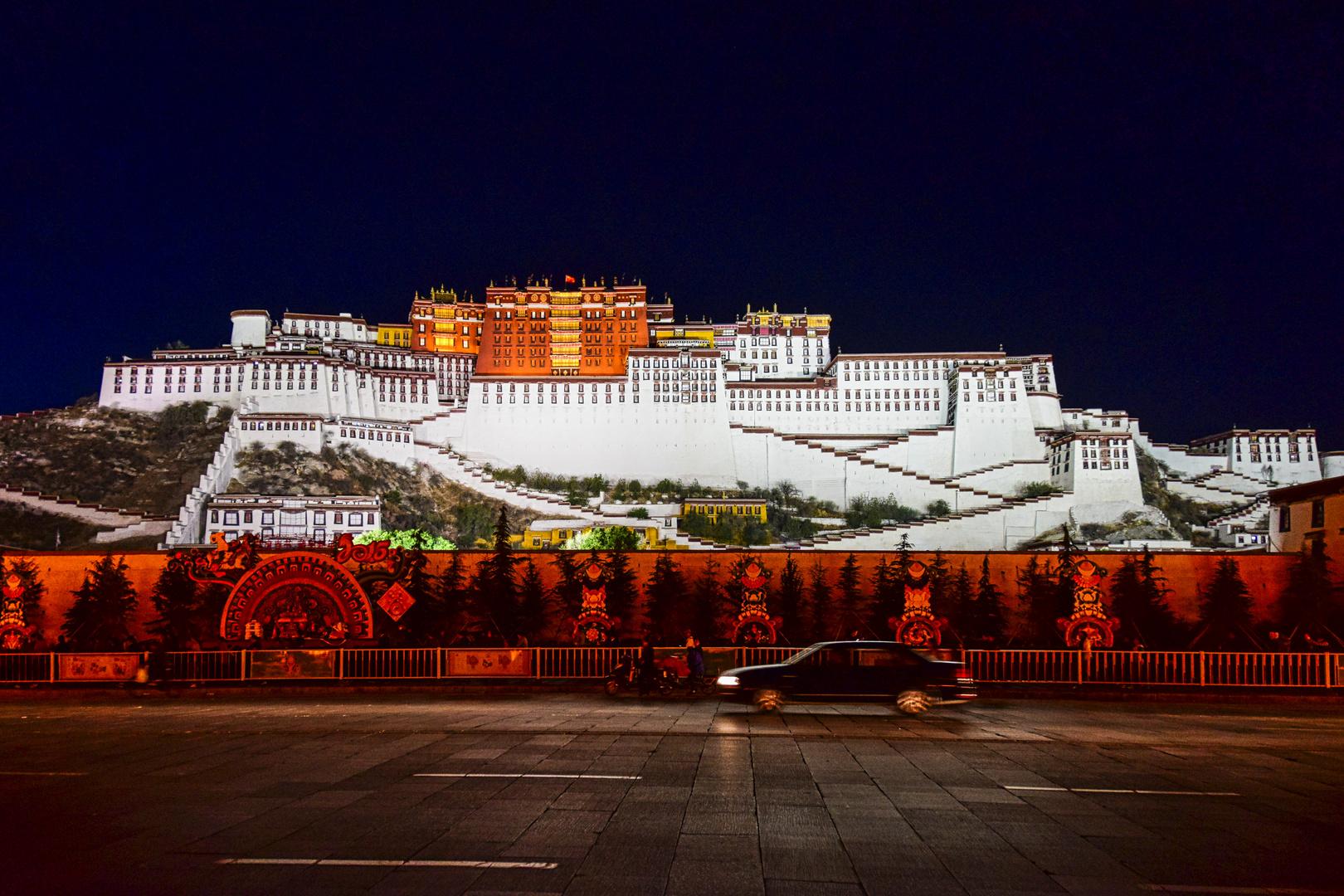 Lhasa, Potalapalast