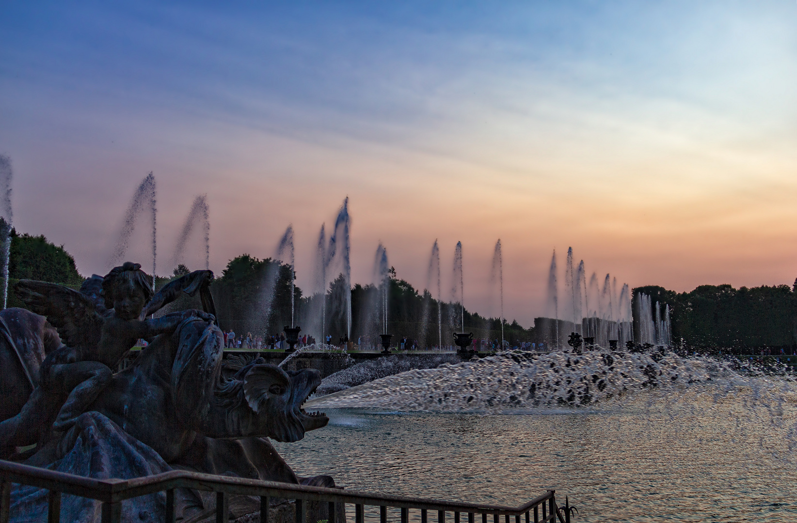 L'heure des fontaines