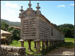 L'horreo di Carnota....Galizia