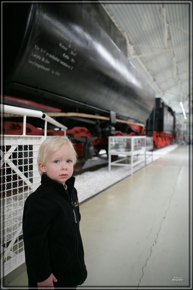 Liam der Lokomotivführer