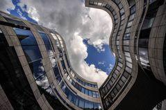 Libeskind Building Duesseldorf