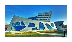 - Libeskinds Architektur in Lüneburg -